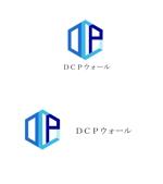 korokitekoroさんの住宅塗り壁工法【DCPウォール】のロゴへの提案