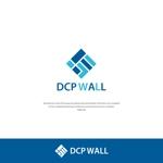 VEROさんの住宅塗り壁工法【DCPウォール】のロゴへの提案