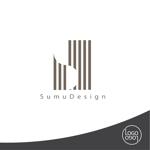 yottofuruyaさんの建築・インテリアデザイン会社 Sumu Designのロゴ作成依頼への提案
