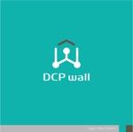 sa_akutsuさんの住宅塗り壁工法【DCPウォール】のロゴへの提案