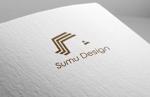 fujiseyooさんの建築・インテリアデザイン会社 Sumu Designのロゴ作成依頼への提案