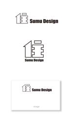 serve2000さんの建築・インテリアデザイン会社 Sumu Designのロゴ作成依頼への提案