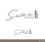 ih_designさんの建築・インテリアデザイン会社 Sumu Designのロゴ作成依頼への提案