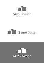 designbox2877さんの建築・インテリアデザイン会社 Sumu Designのロゴ作成依頼への提案