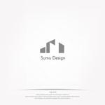 mg_webさんの建築・インテリアデザイン会社 Sumu Designのロゴ作成依頼への提案