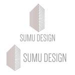 longtail66さんの建築・インテリアデザイン会社 Sumu Designのロゴ作成依頼への提案