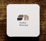 kuri_kuriさんの建築・インテリアデザイン会社 Sumu Designのロゴ作成依頼への提案