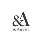 2nagmenさんの高級婚活サイト【&agent】のロゴへの提案
