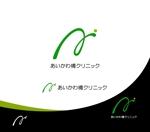 Suisuiさんの内科・消化器内科・肛門内科「あいかわ橋クリニック」のロゴへの提案