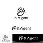 drkigawaさんの高級婚活サイト【&agent】のロゴへの提案