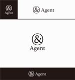 Doing1248さんの高級婚活サイト【&agent】のロゴへの提案