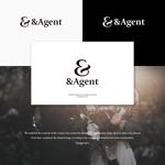 VEROさんの高級婚活サイト【&agent】のロゴへの提案
