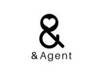 tora_09さんの高級婚活サイト【&agent】のロゴへの提案