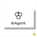 shyoさんの高級婚活サイト【&agent】のロゴへの提案