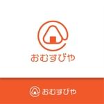 cocoloco_dhさんのおむすびやの看板のキャラクターロゴへの提案
