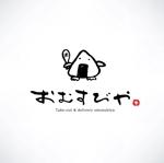 yoshidadaさんのおむすびやの看板のキャラクターロゴへの提案