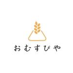 yuki_tk_sさんのおむすびやの看板のキャラクターロゴへの提案