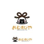 mu_chaさんのおむすびやの看板のキャラクターロゴへの提案