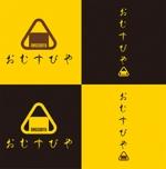 tsu_wamさんのおむすびやの看板のキャラクターロゴへの提案