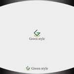 Nakamura__さんのテレワークオフィス 「Green style」のロゴ制作への提案
