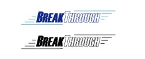 hokuzouさんの運送会社Breakthroughの会社ロゴ作成のお願いへの提案