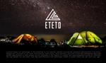 tog_designさんのアウトドアブランド「ETETO」のロゴへの提案