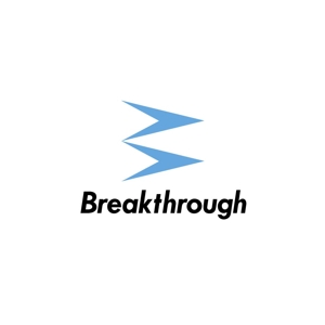 free_0703さんの運送会社Breakthroughの会社ロゴ作成のお願いへの提案