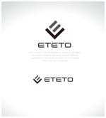 yamamoto19761029さんのアウトドアブランド「ETETO」のロゴへの提案