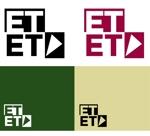 arata_enさんのアウトドアブランド「ETETO」のロゴへの提案