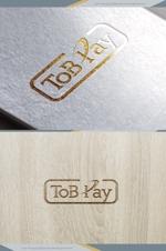 ldz530607さんの新サービス「ToB Pay」のロゴ制作への提案