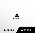 syotagotoさんのアウトドアブランド「ETETO」のロゴへの提案
