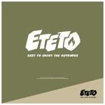 noses_design_companyさんのアウトドアブランド「ETETO」のロゴへの提案