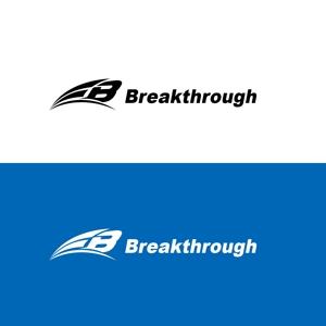 Sorakichiさんの運送会社Breakthroughの会社ロゴ作成のお願いへの提案