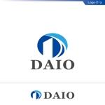 fs8156さんの建設会社DAIOのロゴへの提案