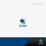 建設会社DAIOのロゴへの提案