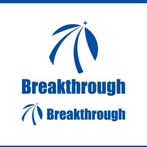 rogomaruさんの運送会社Breakthroughの会社ロゴ作成のお願いへの提案