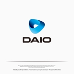 m_mhljmさんの建設会社DAIOのロゴへの提案