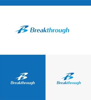 design-factoryさんの運送会社Breakthroughの会社ロゴ作成のお願いへの提案