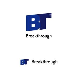 dfhatch8さんの運送会社Breakthroughの会社ロゴ作成のお願いへの提案