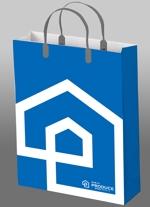 建築会社 紙袋 デザインへの提案