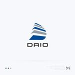 Impactさんの建設会社DAIOのロゴへの提案