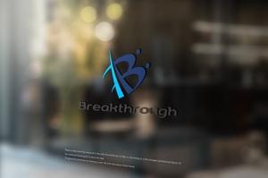 ukokkeiさんの運送会社Breakthroughの会社ロゴ作成のお願いへの提案