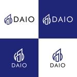 SN_DESIGNさんの建設会社DAIOのロゴへの提案