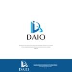 VEROさんの建設会社DAIOのロゴへの提案
