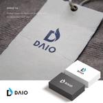 doremidesignさんの建設会社DAIOのロゴへの提案