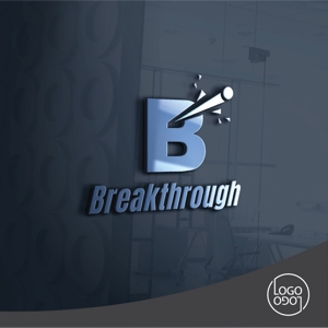 yottofuruyaさんの運送会社Breakthroughの会社ロゴ作成のお願いへの提案