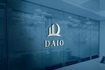 DesignStudioさんの建設会社DAIOのロゴへの提案