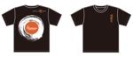 アメリカのラーメン屋のオリジナルTシャツデザインへの提案