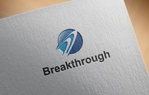 FISHERMANさんの運送会社Breakthroughの会社ロゴ作成のお願いへの提案