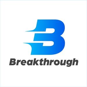 neon-taniさんの運送会社Breakthroughの会社ロゴ作成のお願いへの提案